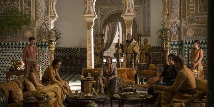 Călător în Westeros: Water Gardens, Dorne (Alcazar de Sevilla)