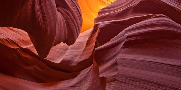 Antelope Canyon e de o frumuseţe ireală