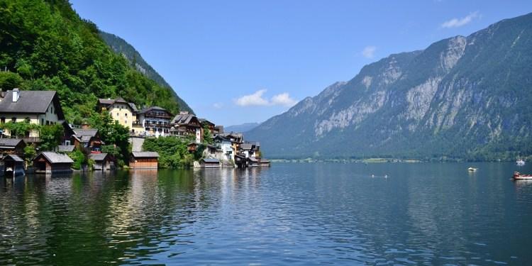 Salzkammergut, regiunea lacurilor din Austria
