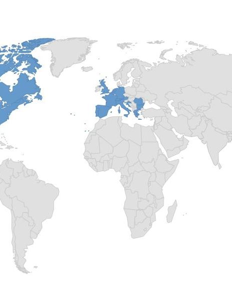 Tu în câte țări ai călătorit?
