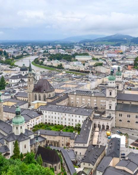 Top 10 obiective din Salzburg