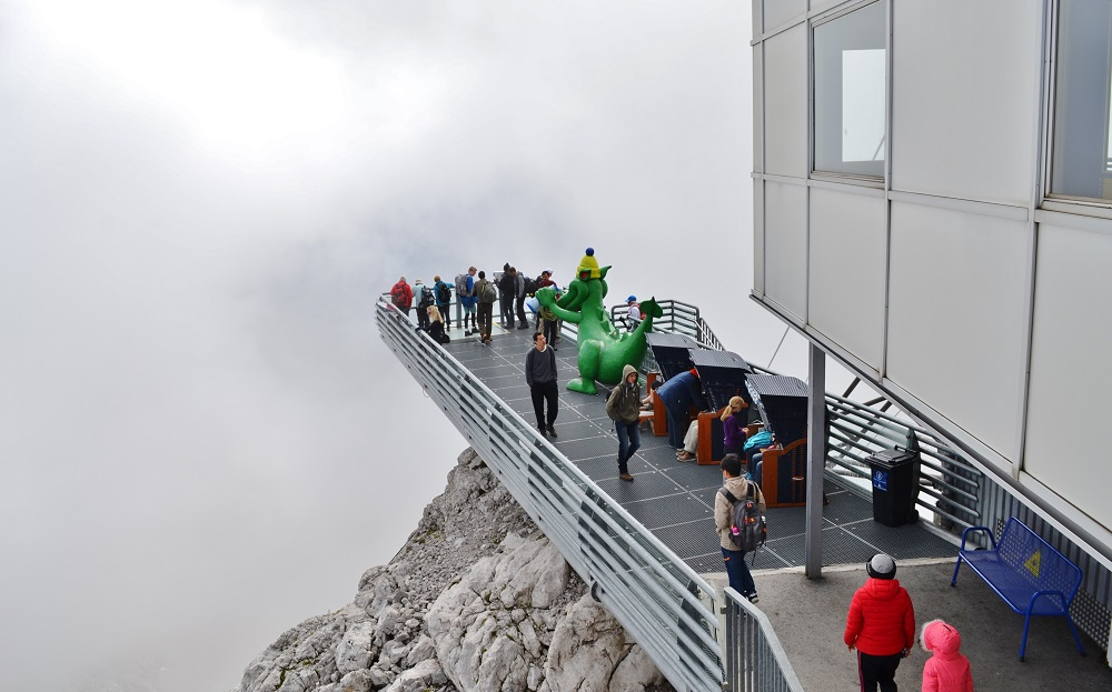 Aventuri la înălţime în Austria - Dachstein Glacier - Sky Walk
