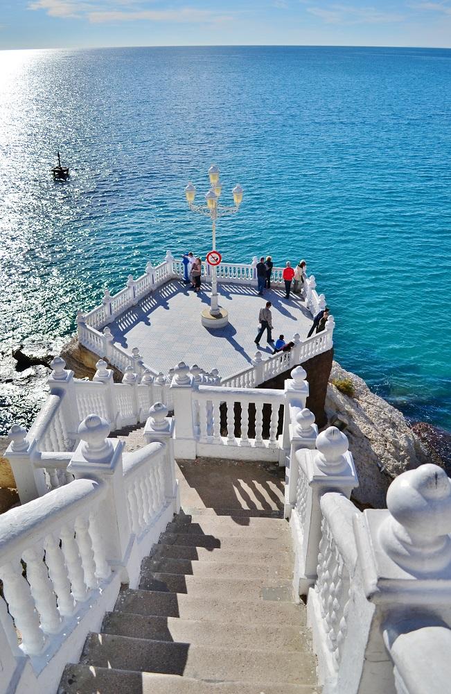 Balconul Mediteranei, Benidorm