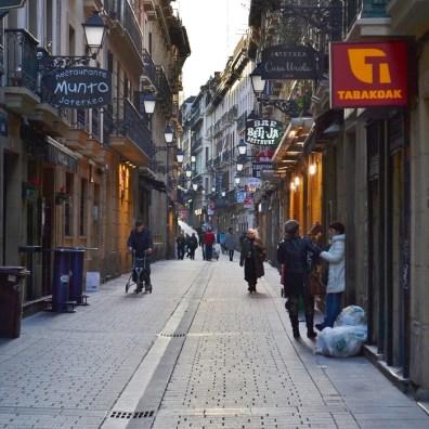 San Sebastian, Spania