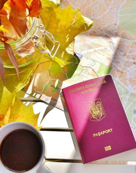 Acte necesare pentru pașaport