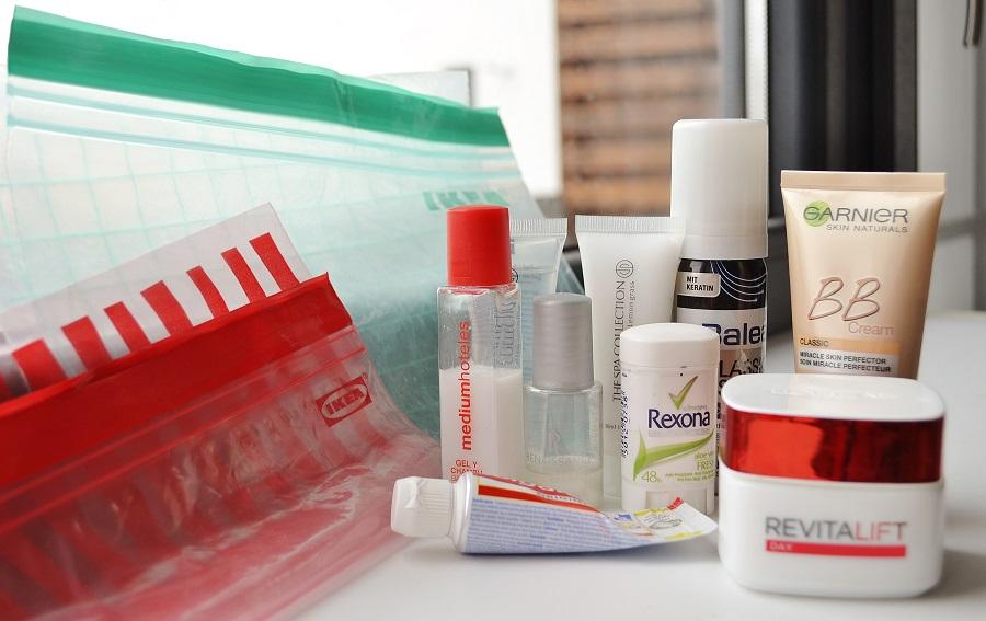 Cum Să împachetezi Lichidele în Bagajul De Mână Designed To Travel