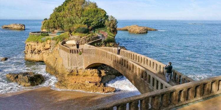 Biarritz, orășelul în spirit belle epoque de pe coasta Atlanticului