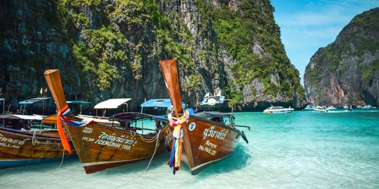 Cele mai frumoase plaje din Krabi și împrejurimi