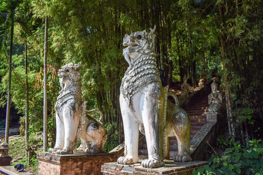 Wat Pha Lat - Temple din Chiang Mai