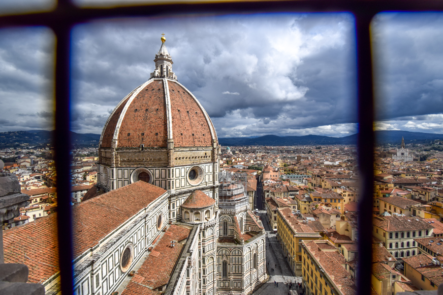 Brunelleschi's Dome, an architectural and engineering masterpiece