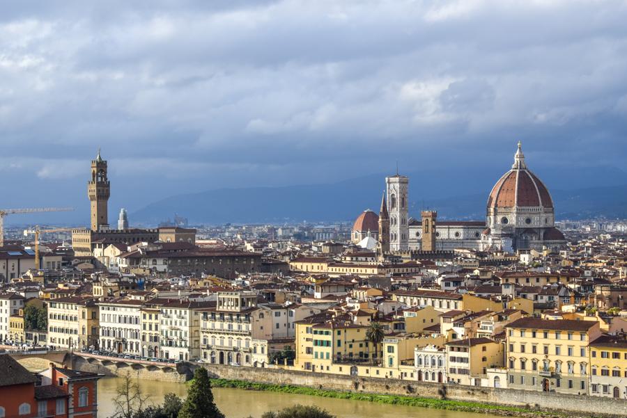 Obiective în Florența: ce să vizitezi și ponturi utile