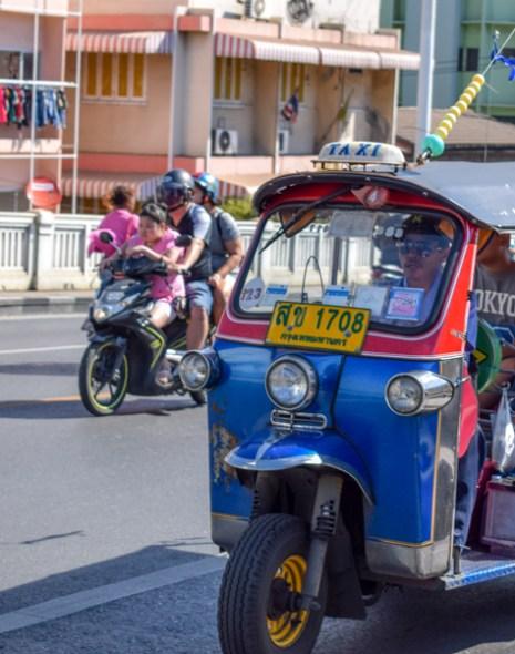 Transportul în Bangkok în 5 pași simpli