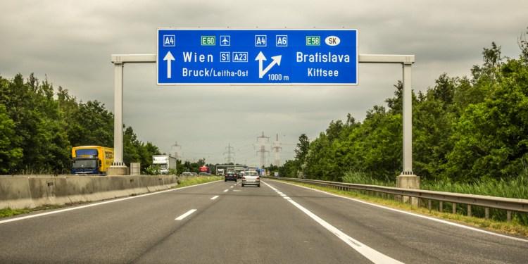 Traseul București Viena: distanțe, timpi și costuri