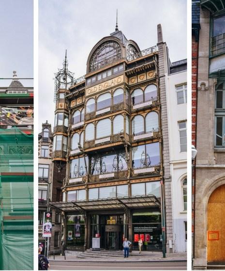 Tur Art Nouveau in Bruxelles