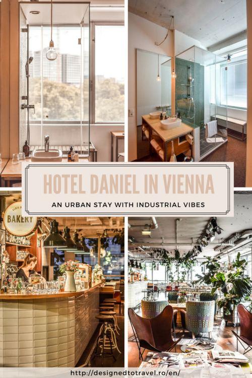 Hotel Daniel in Vienna