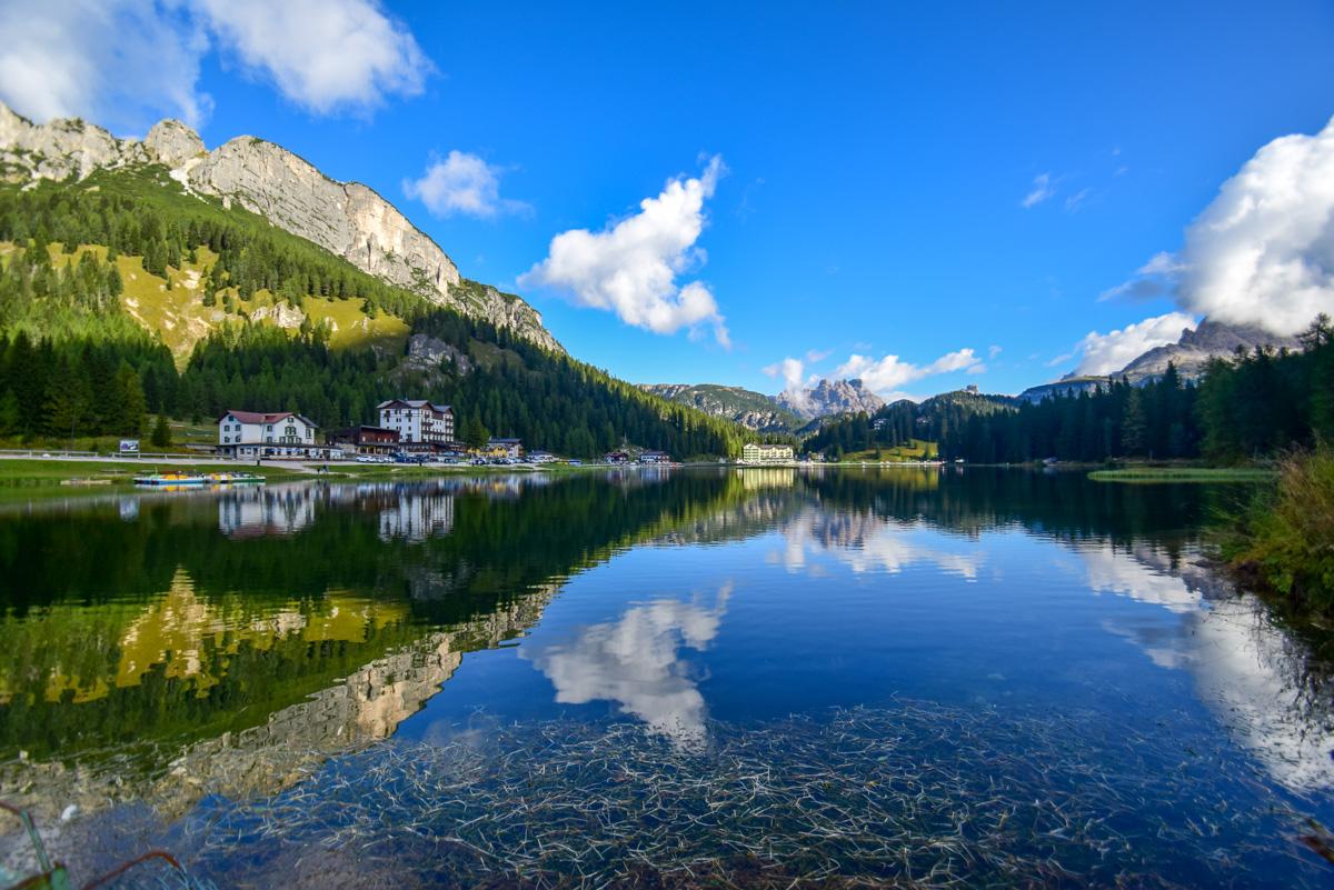 Lago di Misurina, Dolomites