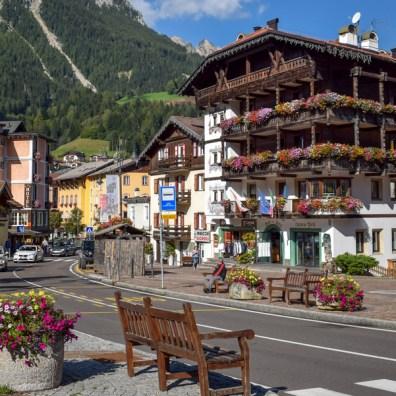 vacanță în Dolomiți - Moena