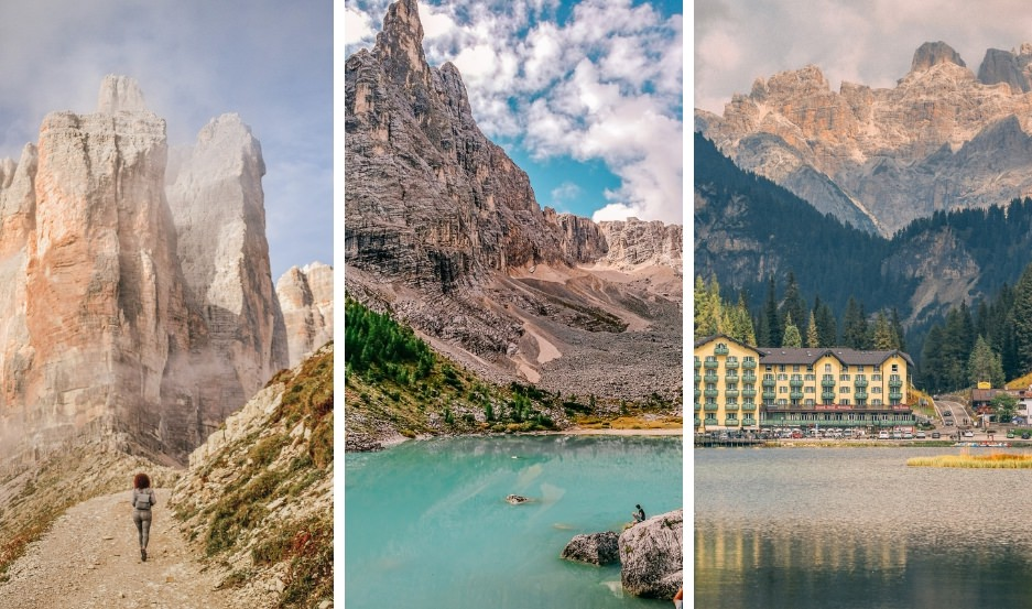 Best Instagram photo spots in the Dolomites