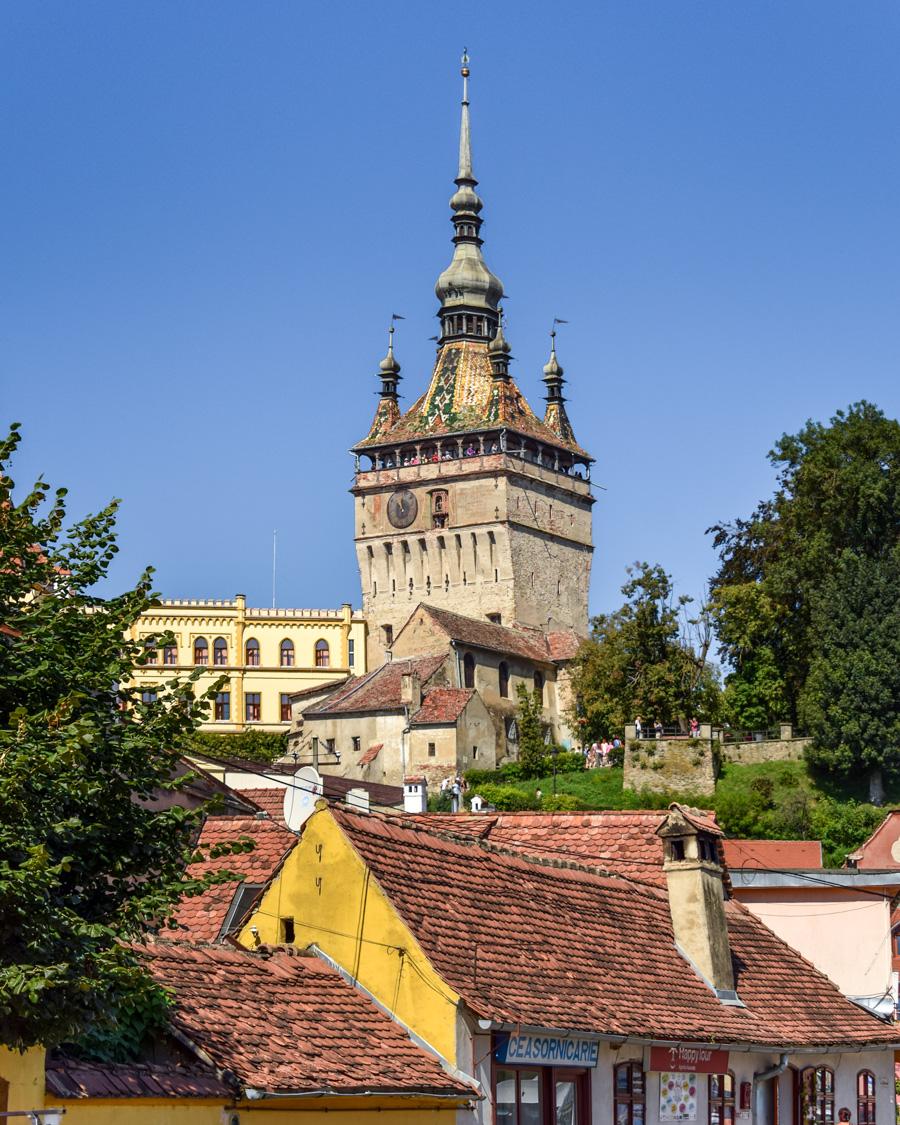 Turnul cu Ceas - Sighișoara, România