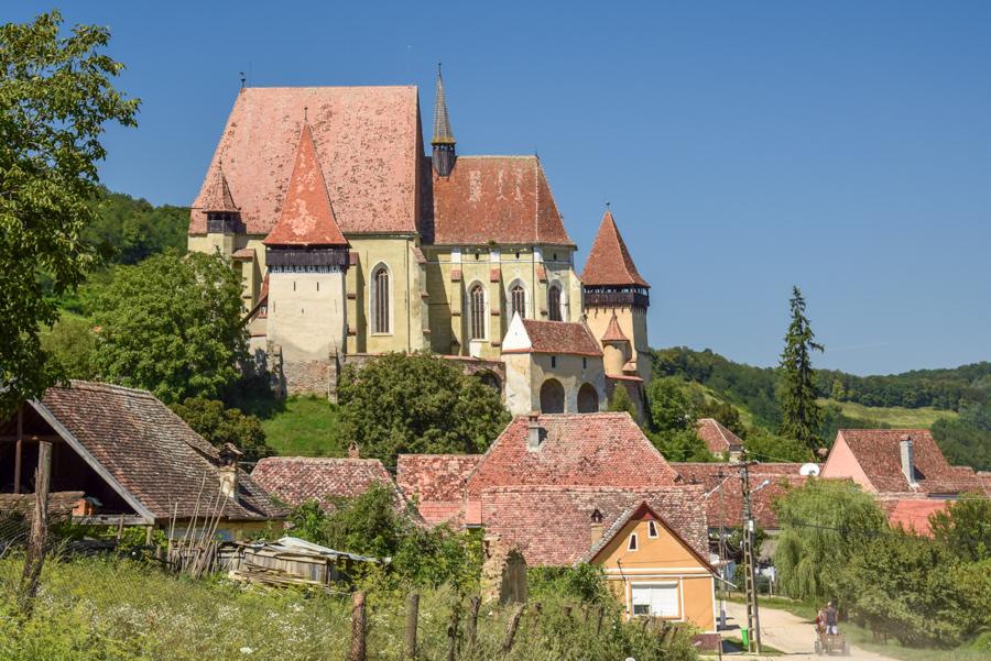 Biserica fortificată Biertan - Biserici Fortificate din zona Sibiu