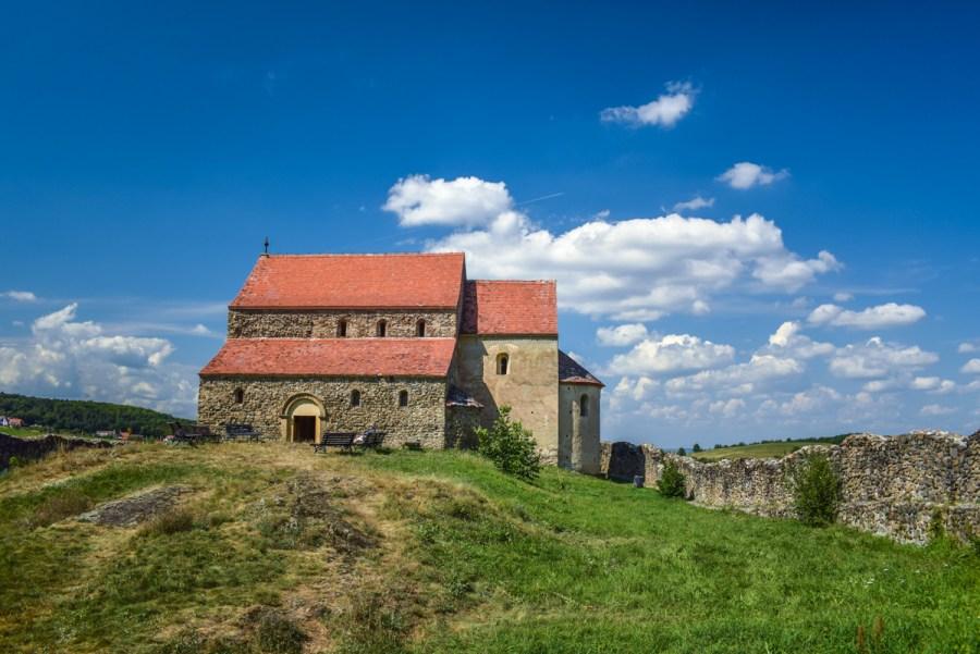 Biserica fortificată Cisnădioara - Biserici Fortificate din zona Sibiu