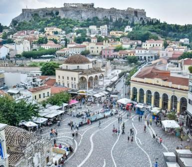 Atena, Grecia
