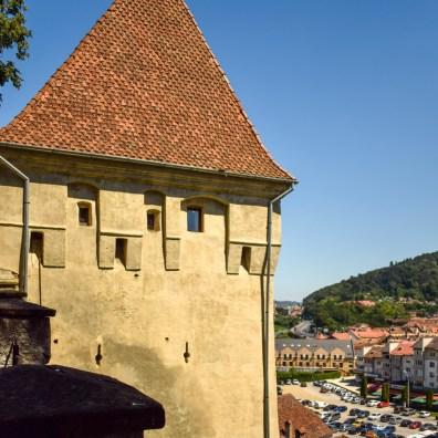 turnul fierarilor Sighișoara, România