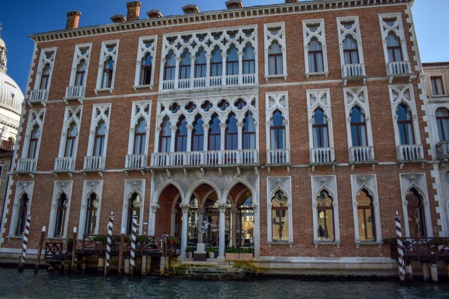 Vaporetto din Veneția - Canale Grande