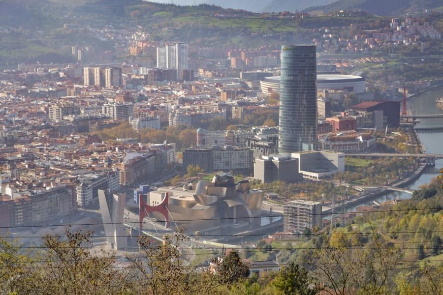 Top 10 obiective de vizitat în Bilbao, Spania - Funicular de Artxanda
