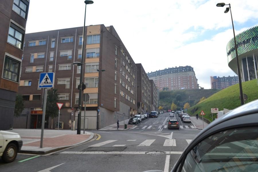 Top 10 obiective de vizitat în Bilbao, Spania - cartierul San Francisco