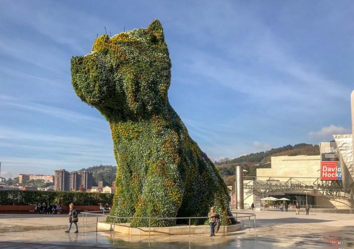 Top 10 obiective de vizitat în Bilbao, Spania - Puppy