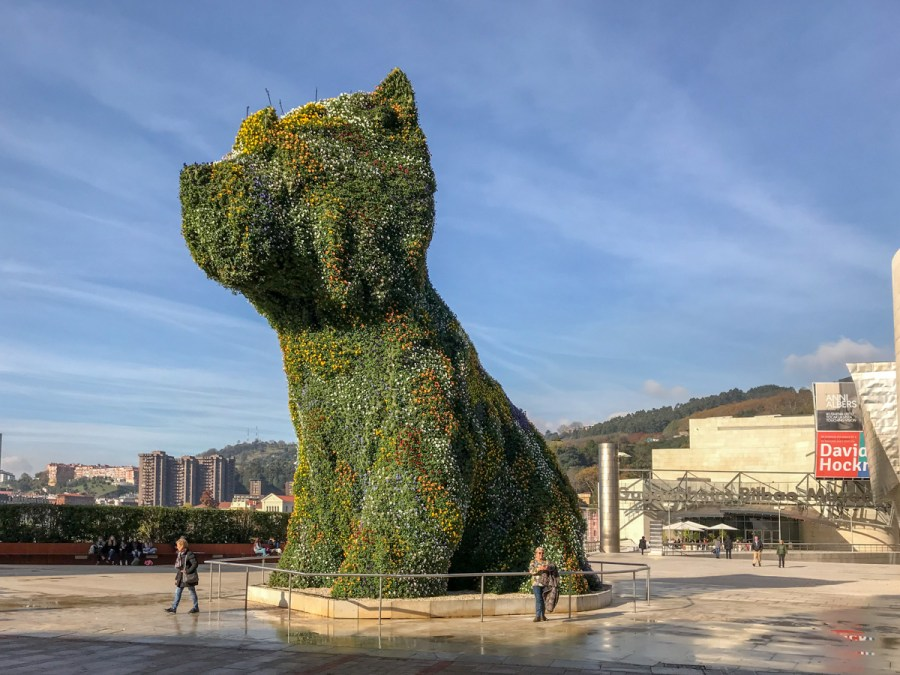 Top 10 obiective de vizitat în Bilbao, Spania - Puppy, Țara Bascilor