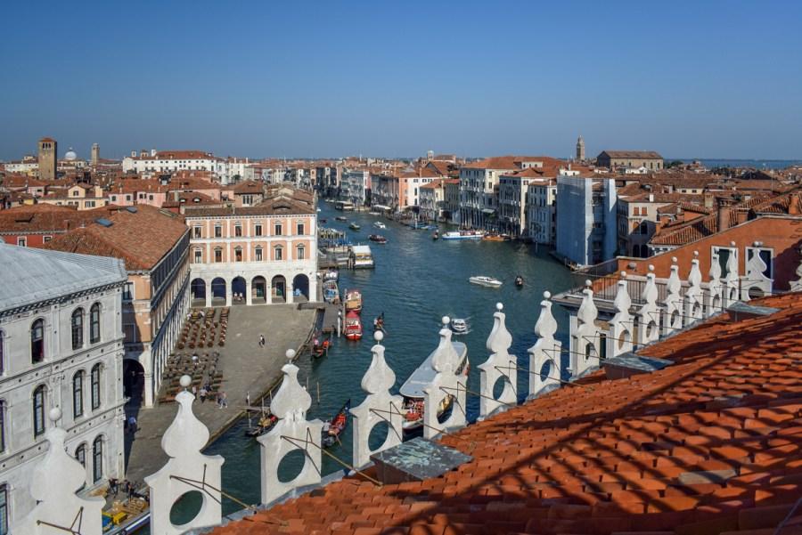 Veneția: ghid complet de călătorie - T fondaco dei Tedeschi