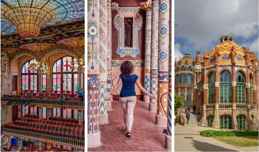 Barcelona lui Domènech i Montaner: modernism dincolo de Gaudi