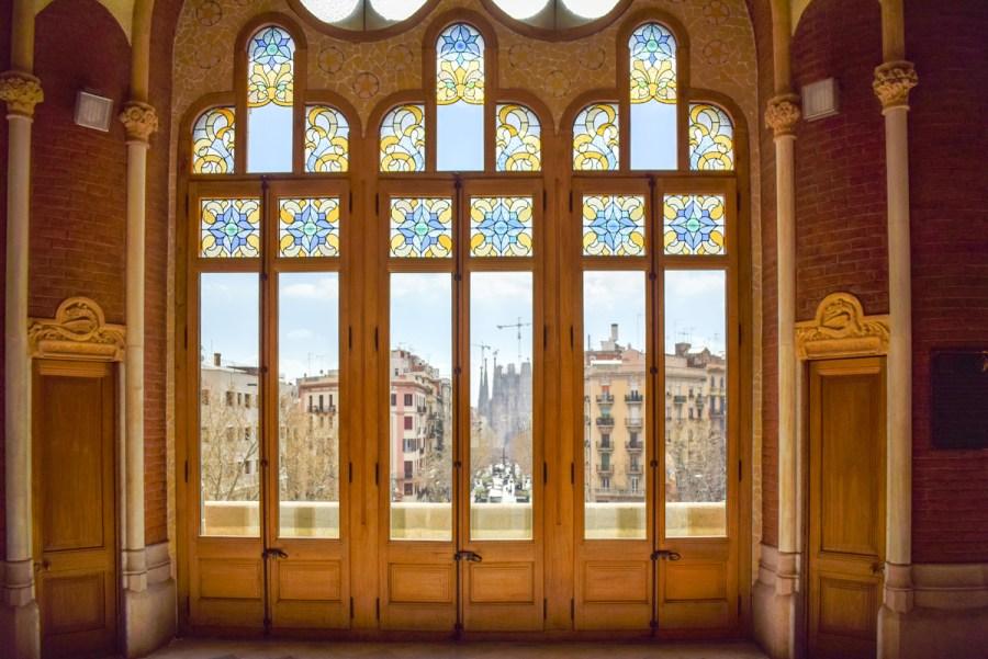 Barcelona lui Domènech i Montaner - Hospital de Sant Pau
