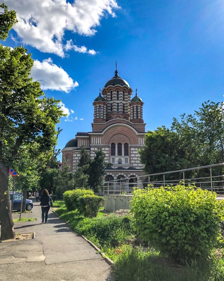 Cartierul Cotroceni - Biserica Sfantul Elefterie Nou