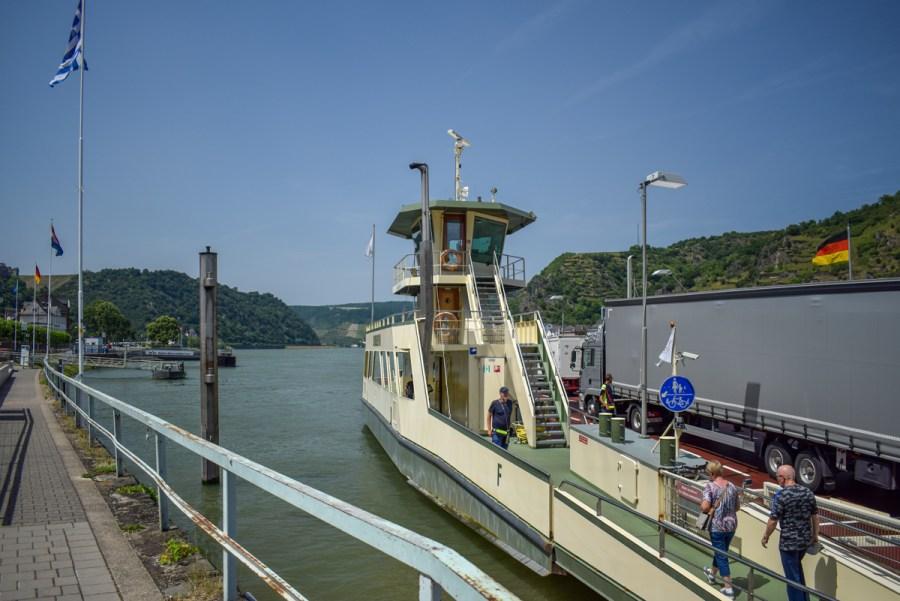 Valea Rinului, Germania