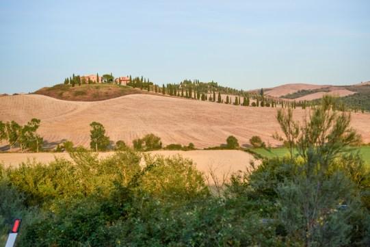 Crete Senesi, Toscana