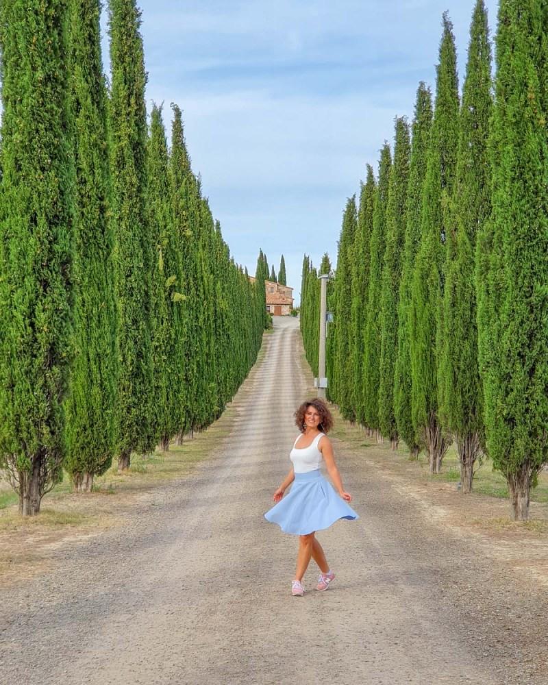 Cele mai instagramabile locuri din Toscana - Poggio Covili