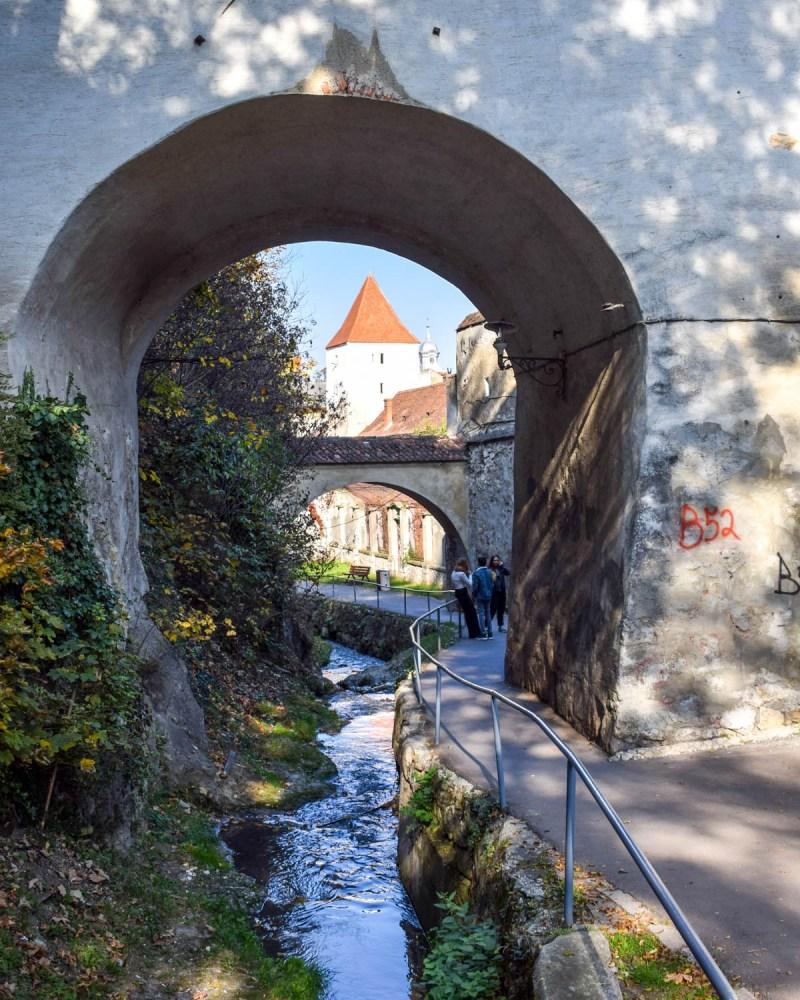Brașov - Bastionul Graft
