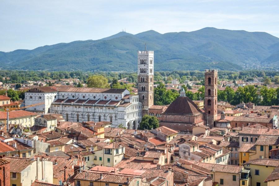 Catedrala din Lucca, Italia