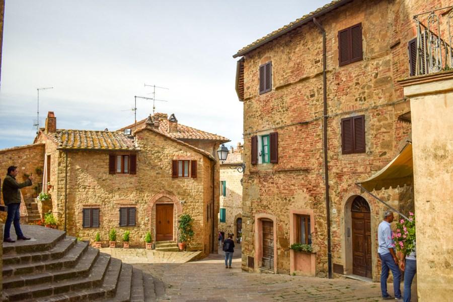 Montichiello, Toscana
