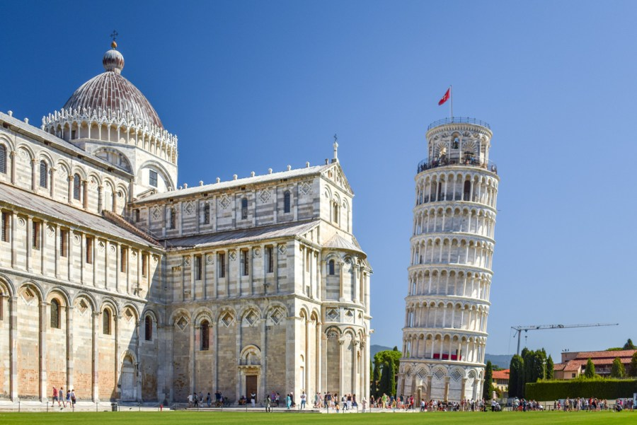 Catedrala din Pisa, Italia