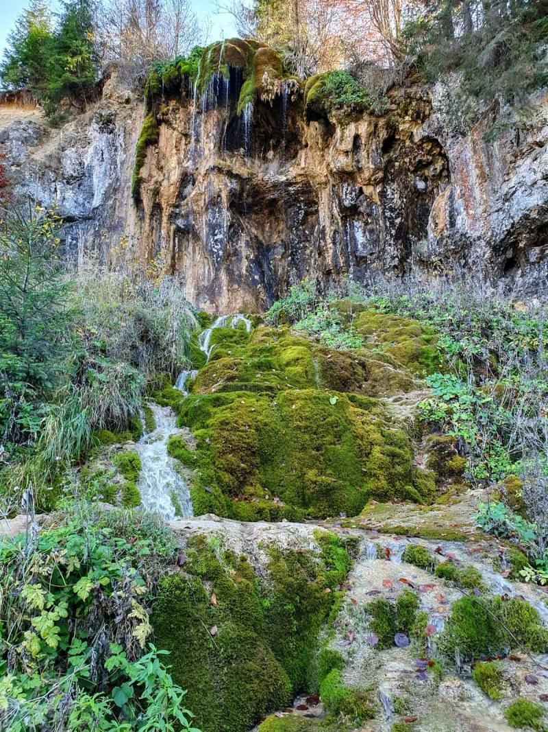 Cascada Pișoaia, Apuseni, România