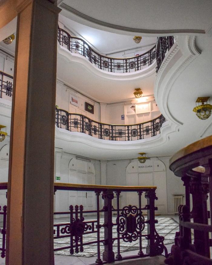 Casa Palazuelo, Madrid