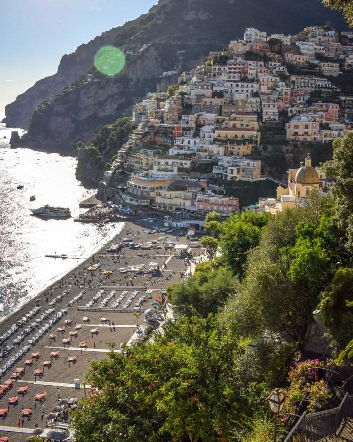 Coasta Amalfi: Positano