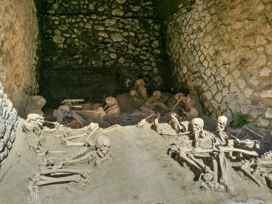 Herculaneum, Coasta Amalfi