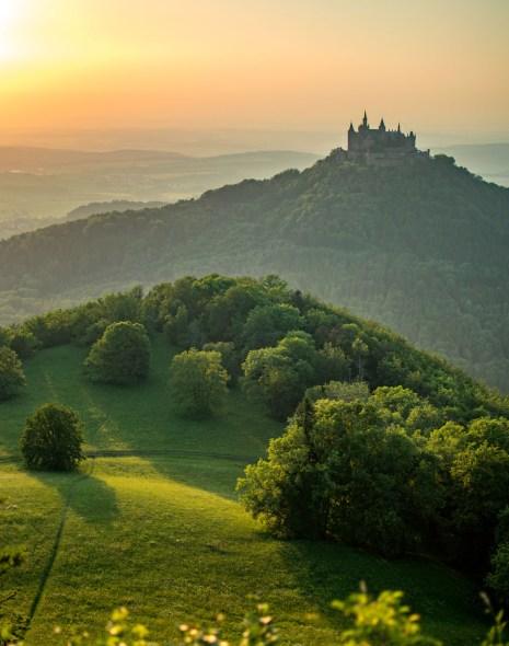 Castelul Hohenzollern, Bavaria