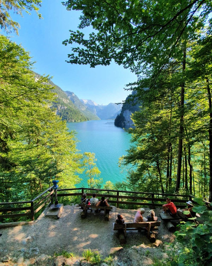 Lacul Konigssee, Germania