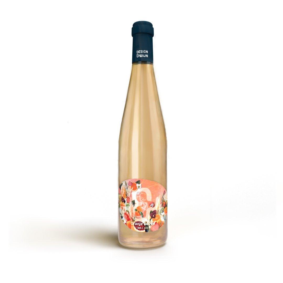 Oranje Boven - Oranje wijn uit Nederland - Design & Wijn Amsterdam